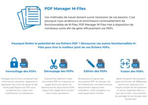 PDF Manager présentation